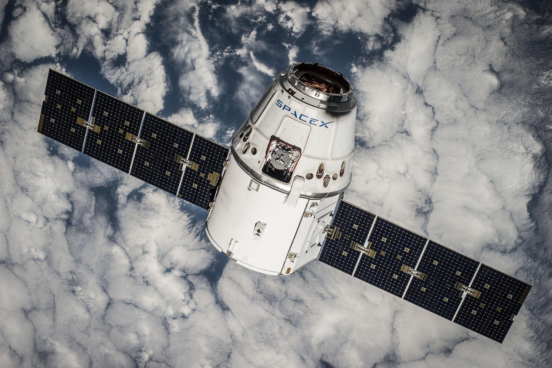 Le recrutement du domaine spatial